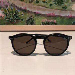 Round Wildfox Sunglasses